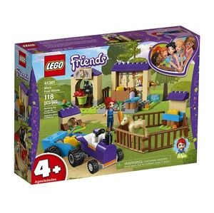 🆕️LEGO Friends 41361 Mia's Foal Stable